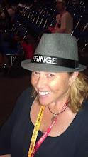 Photo: Sunday - I'm ready for the final Fringe panel.
