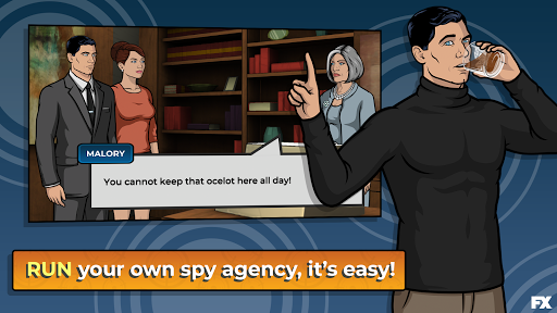 Archer: Danger Phone apktram screenshots 1