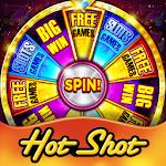 Hot Shot Casino: Free Casino Games & Blazing Slots icon