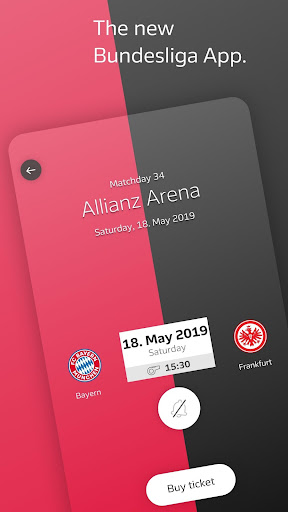 BUNDESLIGA - Official App 3.2.5 screenshots 1