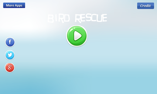 Bird Rescue - a little bird Screenshot