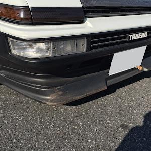 スプリンタートレノ AE86 S61年 GT APEXのカスタム事例画像 さくさんの2018年12月22日22:55の投稿