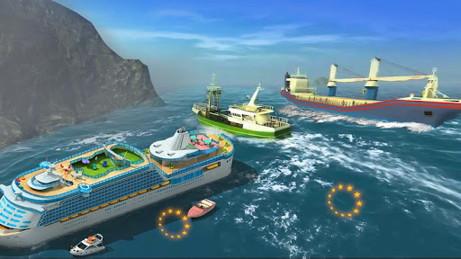 Ship Simulator Cruise Ship Games screenshot 5