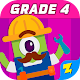 4th Grade Math: Fun Kids Games - Zapzapmath Home