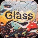 Rain Glass Theme icon