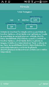 DietApp Carboidratos screenshot 5