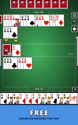 Buraco Canasta Jogatina: Card Games For Free apkpoly screenshots 9