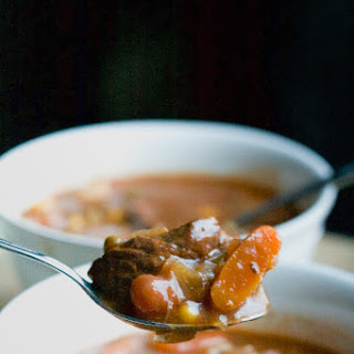 Crockpot Veggie and Beef Stew