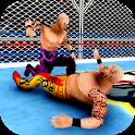 Cage wrestling Champion Revolution World icon