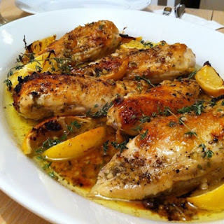 Lemon Herb Chicken Breast Baked Recipes