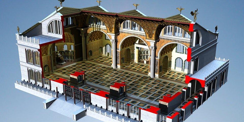 The Basilica of Maxentius