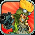 Rambo Soldier - contra classic icon