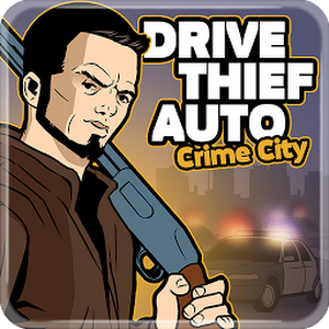 Download Drive Thief Auto: Crime City v1.0 APK Full - Jogos Android