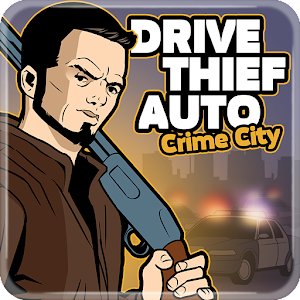 Drive Thief Auto: Crime City icon do Jogo