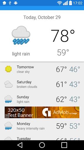 Jacksonville, FL - weather  screenshots 2