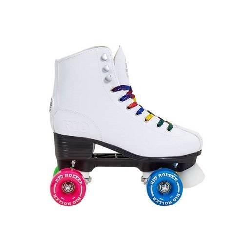 skates - rolschaatsen - Rio roller wit