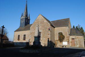 photo de église Sainte Opportune