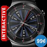 Mesh Turbine HD Watch Face & Clock Widget Icon