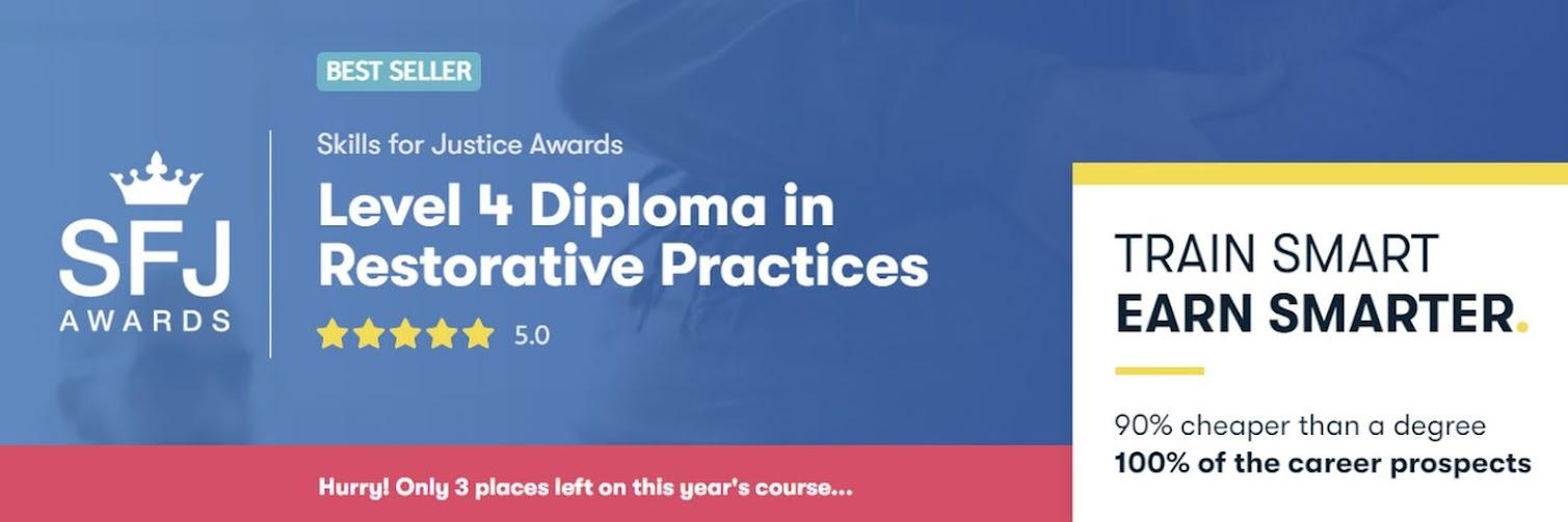 Level 4 Diploma in Restorative Practice