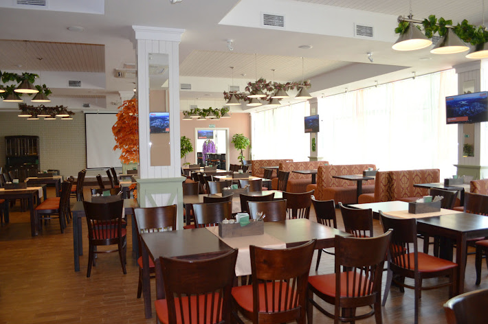 Фото №10 зала Парк-кафе «Лесное» в Измайловском парке