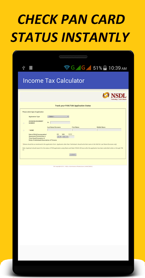 Income Tax Calculator Android Apps on Google Play – Income Tax Calculator