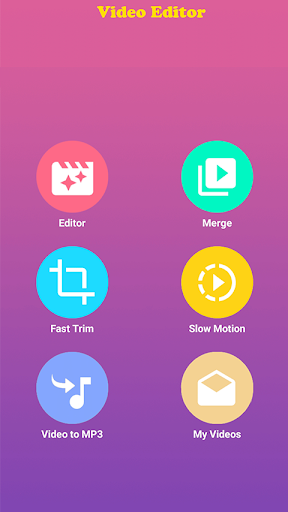 Video Editor 5.1.0 screenshots 1