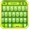 Green Power Keyboard icon