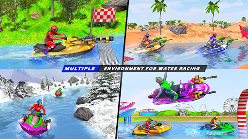 Jet Ski Racing Games: Jetski Shooting - Boat Games 1.0.16 screenshots 15