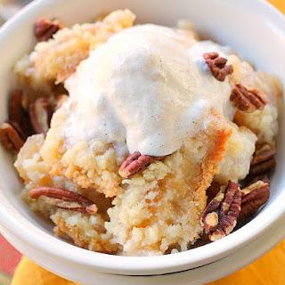 Sugar Cookie Apple Crisp