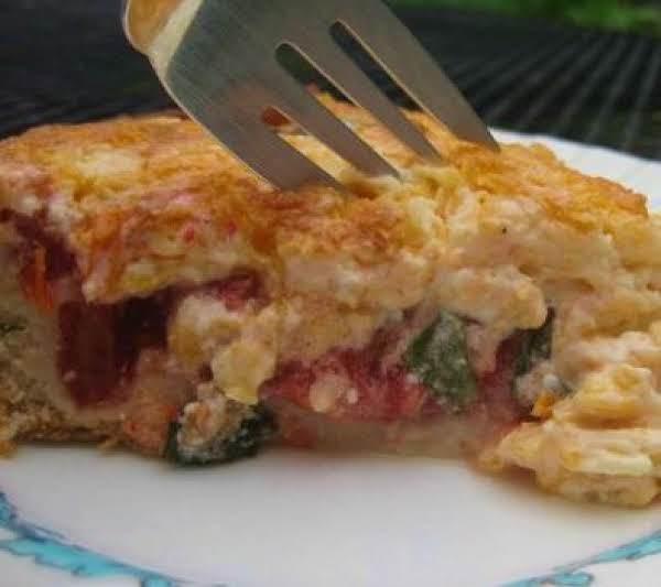 Tomato Biscuit Pie Recipe