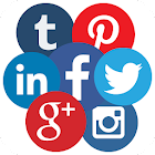 Social Media All In One App icon