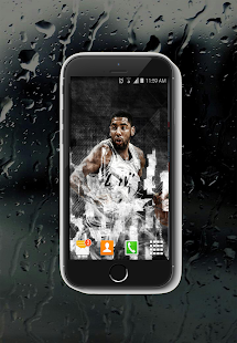 Kyrie Irving Wallpaper NBA 4K 2018 - náhled