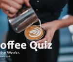 Coffee Quiz : Industrial Coffee Works