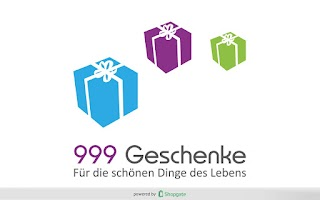 Screenshot of 999Geschenke