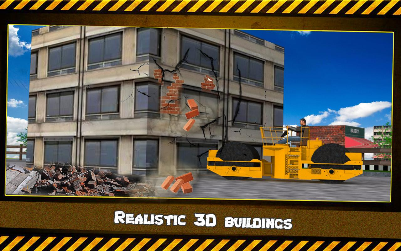 Crane-Building-Destruction 22