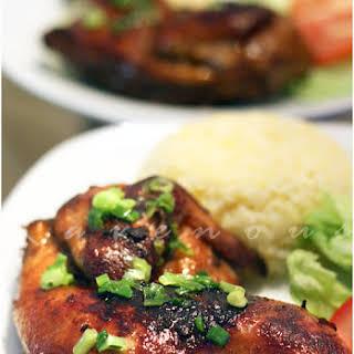 Ga Roti – Vietnamese Roasted Chicken.
