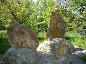 Photo: Mileneumi emlékmű Szokolyán
