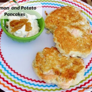 Salmon Pancakes Recipes