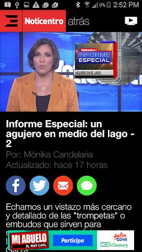 Noticentro.TV screenshot