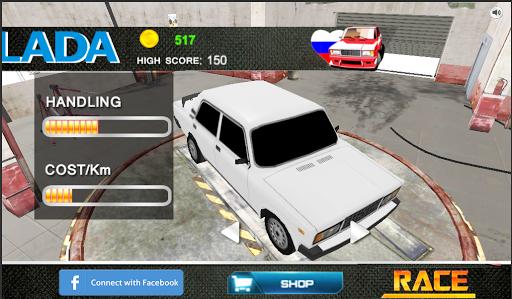 Lada Vaz Race Similation