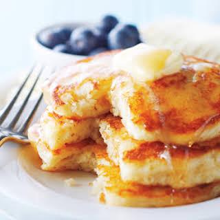 Best Buttermilk Pancakes.