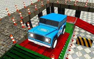 Offroad Jeep Driving: Car Parking 2020