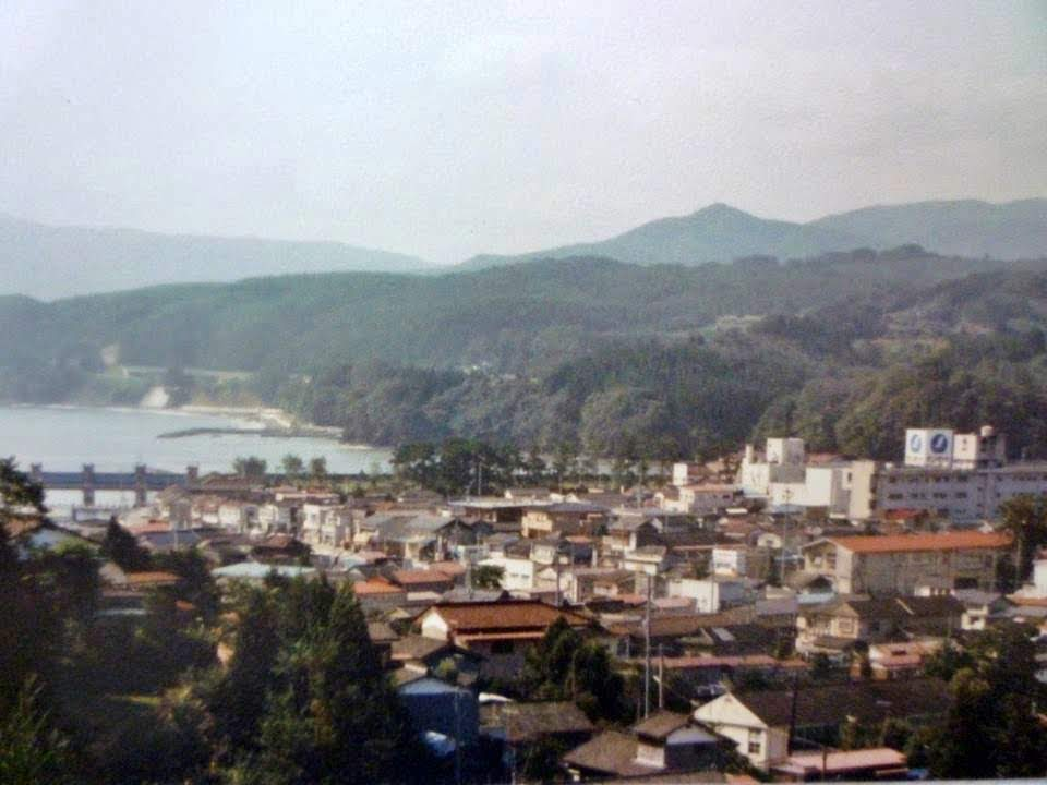 昔懐かしい志津川町の風景