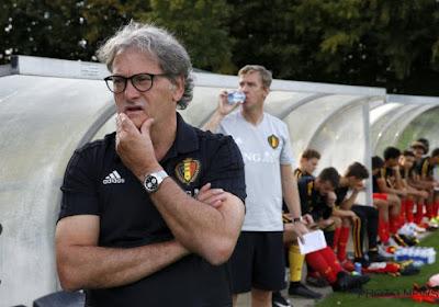 Jonge Belgen van Jacky Mathijssen beginnen met forfaitwinst aan EK-kwalificatiecampagne