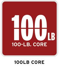 100 Lb. Core