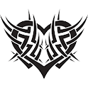 Tribal Tattoo Camera icon
