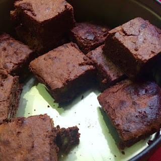 Alice Medrich's Bittersweet Teff Brownies