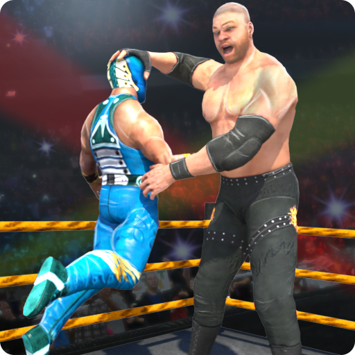 WRESTLING CAGE REVOLUTION:TAG TEAM WRESTLING GAMES (game)