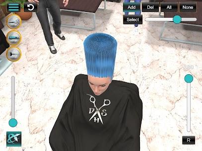 Digital Hair Simulator 10