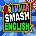 Grammar Smash English - Basic ESL Course & Lessons icon